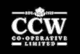 CCW Logo White